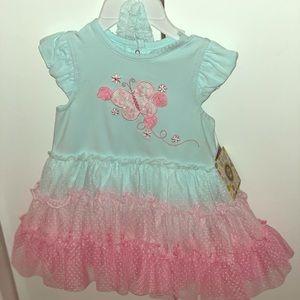 Little Me infant dress